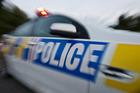 A car has collided with a power pole in Pongakawa on Te Puke East Rd.