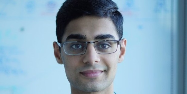 Former Wanganui High School pupil Amaan Merchant is studying commerce and science at the University of Auckland. Photo / supplied