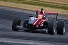 Marcus Armstrong in action during the opening round of the Toyota Racing Series. Photo / Matthew Hansen