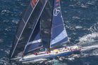 Last month Aleh competed in the Sydney to Hobart Yacht Race, having been a crew member on board the recently-refitted supermaxi CQS, which finished seventh.