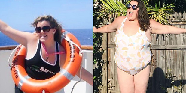 Loading Danielle is now an advocate for body confidence. Photos / CATERS