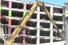 Tens of thousands of tonnes of steel and concrete from Wellington's earthquake demolition sites will be recycled.