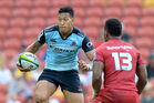 Israel Folau played five games for Queensland from 2008 to 2010 during his rugby league stint. Photo / Getty Images