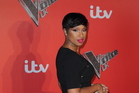 Jennifer Hudson, judge on The Voice UK, is facing abuse online over her appearance in an ad for Shell. Photo/Getty