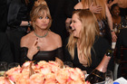 Actresses Goldie Hawn and Amy Schumer got maximum laughs at the Golden Globes, but was it on purpose? Photo / Getty Images