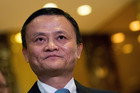 Alibaba chief executive Jack Ma. Photo / Getty Images