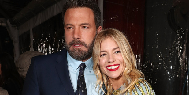 Loading Ben Affleck and Sienna Miller attend the premiere of Warner Bros. Pictures' film, Live By Night, at TCL Chinese Theatre. Photo / Getty Images