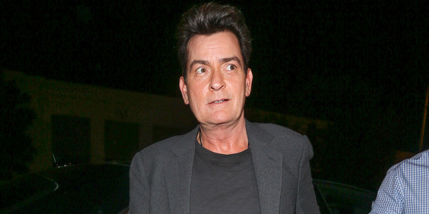 Charlie Sheen reveals the only reason he didn't end his life was his mother. Photo / Getty Images