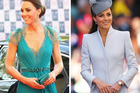 The Duchess of Cambridge tries trends on her own terms. Photo / Getty Images