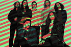 King Gizzard and the Lizard Wizard. Photo / Supplied