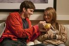 Ashton Kutcher and Natalie Portman star in the film, No Strings Attached.