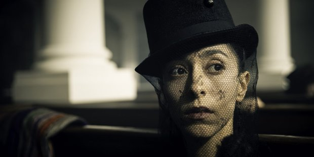 A scene from the television series, Taboo.