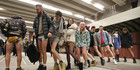 View: Photos: No Pants Subway Ride