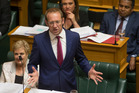 Labour leader Andrew Little said John Key's shock resignation has changed the