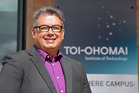 New Toi Ohomai chief executive Leon de wet Fourie. Photo/George Novak