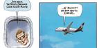 View: Cartoon: English and Waitangi fiasco