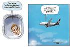 Cartoon: English and Waitangi fiasco