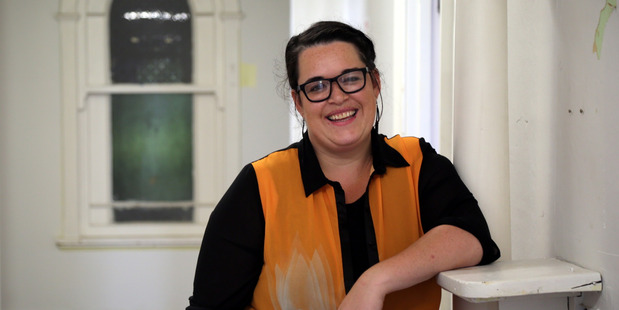 Josie Gray, founder of Integrated Limited, in the company's new space. PHOTO/NATALIE SIXTUS