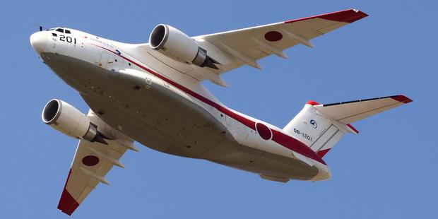 Kawasaki C-2.