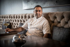 Sid Sahrawat of Sidart Restaurant. Sid art has been named as on of the top 1000 restaurants worldwide. Photo / Michael Craig