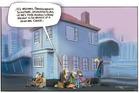Cartoons: Parekowhai's state house sculpture