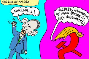 Cartoons: Jan 9th - Jan 15th