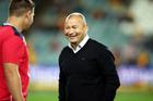 England Coach Eddie Jones. Photo / Photosport