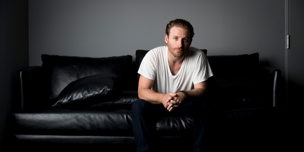New Zealand actor Dean O'Gorman says he wants to be remembered for being a good person. Photo/Dean Purcell