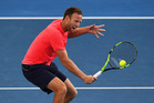 Michael Venus was the standout Kiwi in the tournament. Photo / photosport.nz