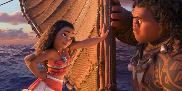 Moana is up for a big award at the BAFTAs after missing out on Golden Globes. Photo/Supplied