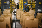 Amazon's US workforce has grown from 30,000 to over 180,000 at the end of 2016. Photo / AP