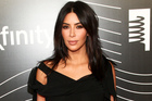 Kim Kardashian has only just come back online after a three-month hiatus. Photo / AP