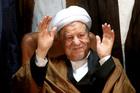 Former Iranian President Akbar Hashemi Rafsanjani. Photo / AP
