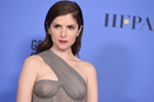 Anna Kendrick, seen here at the 2017 Golden Globes, is preparing to play Santa. Photo/AP