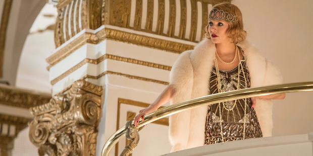 Sienna Miller in a scene from the film, Live By Night. Photo / AP