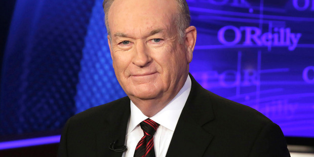 Fox News host Bill O'Reilly. Photo / AP