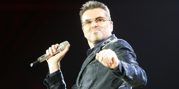 George Michael's new album was planned for release in March, stay tuned to see if that date stays fixed. Photo / AP