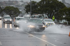 Central and southern NZ is set to bear brunt of heavy rain and severe gales. Photo / Brett Phibbs