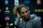 Did Serena Williams score a few valid points on Auckland and it's abhorrent weather as a venue and can Hawke's Bay capitalise on that. PHOTO/NZME.