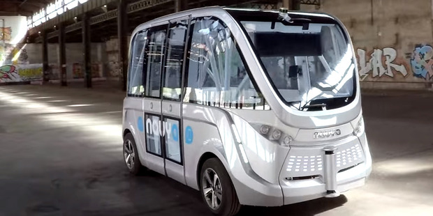 A trial of the fully autonomous vehicle will begin at Christchurch International Airport.