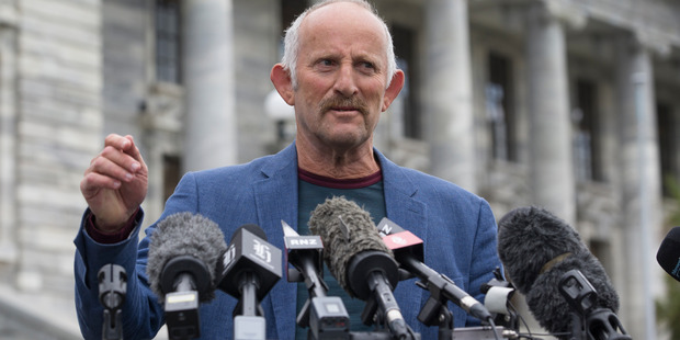Businessman Gareth Morgan has started registering his Top party. Photo / Mark Mitchell