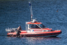 Police divers search for missing man on Lake Rotoiti. PHOTO/FILE
