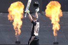 Colin Munro has proven himself to be an explosive batsman in the shortest form. Photo / Alan Gibson