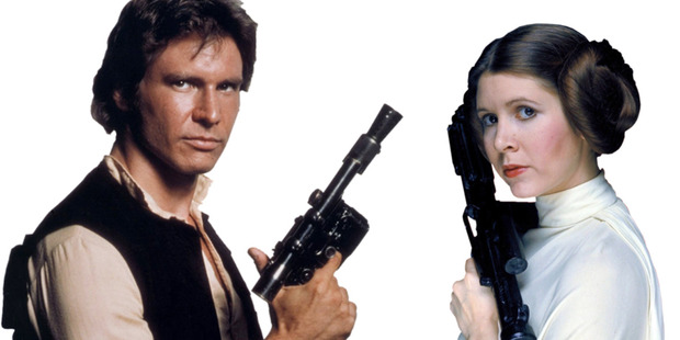 Upsetting scenes of shooting get R-ratings, but not fantastical movies like Star Wars. Photo/Supplied