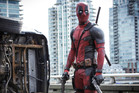 Foul mouthed superhero Deadpool is looking more and more likely to get an Oscar nomination. Photo/Supplied