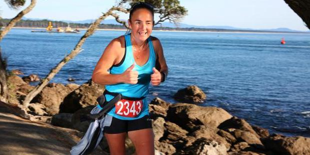 Kim Richmond, a former Bay of Plenty table tennis champion, was a devoted mum and mad about sports. She had been competing in triathlons for two years. Photo / NZ Police