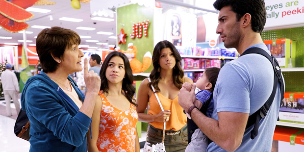 A scene from the television series, Jane the Virgin.