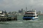 Devonport ferries were cancelled this morning after a breakdown. Photo / Brett Phibbs