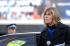 Victim advocate Louise Nicholas said allegations that Chiefs rugby players verbally abused two female parking wardens are