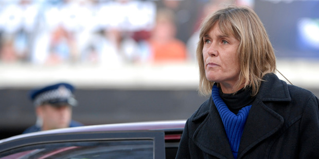 "Loading Victim advocate Louise Nicholas said allegations that Chiefs rugby players verbally abused two female parking wardens are ""disappointing"". Photo / Michael Craig"